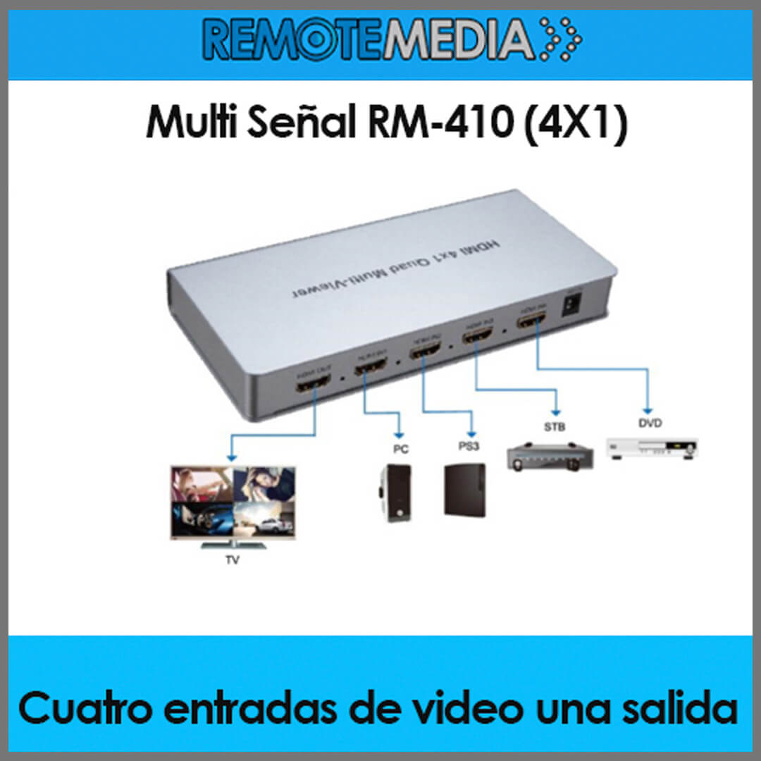 remotemedia-multisenalrm410